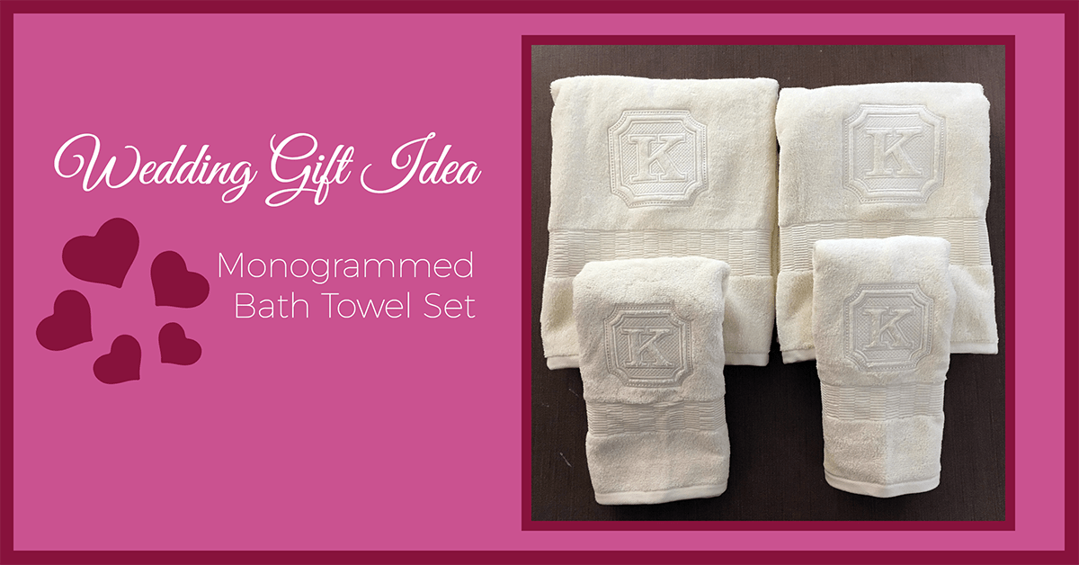 monogrammed christmas gifts