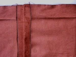 直裁ちで作るペンシルスカートの無料型紙