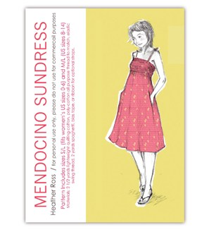 mendocinosundress