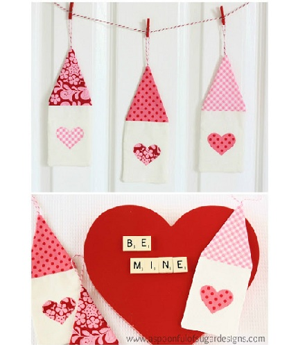 Valentine Heart Houses 2