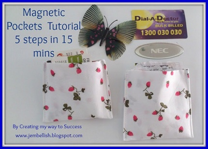 magnetic pockets tute