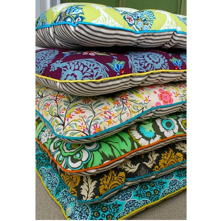 tutorial dining room chair cushions sewing