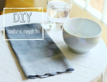 diy-ombre-napkin-project