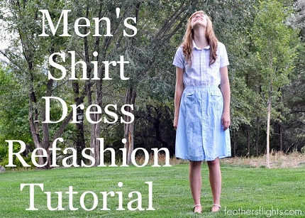 mensshirtdress