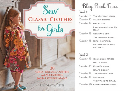 Review: Sew Classic Clothes for Girls