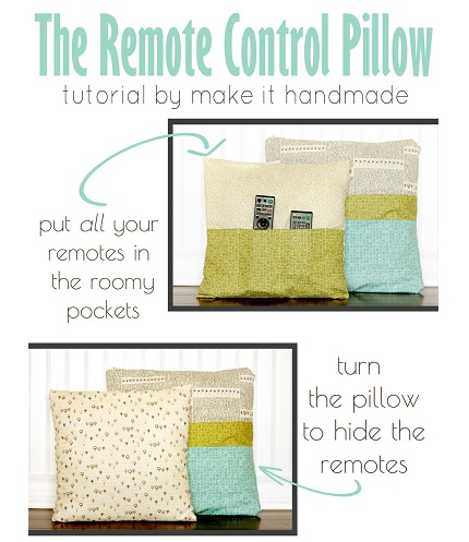 remotepillow