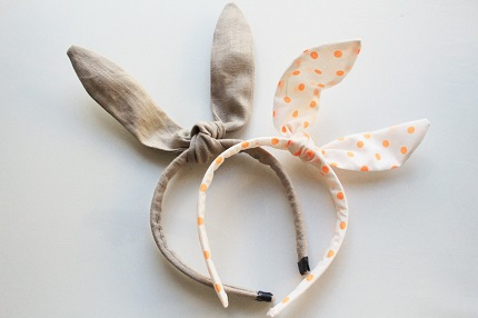 Tutorial: Bunny ear headband