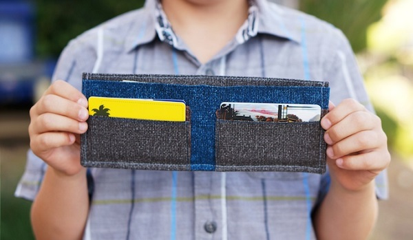 Tutorial: Make a simple fabric wallet