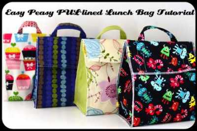 easy pul lunch bag