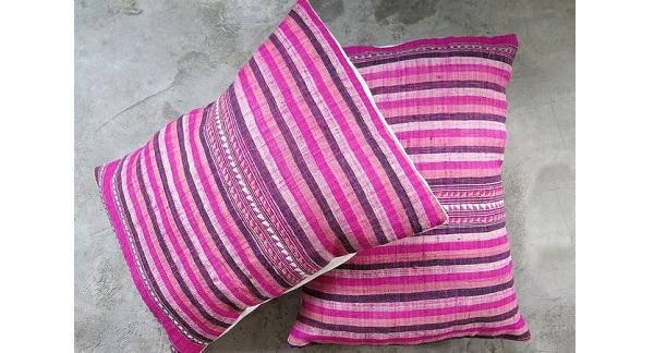 Tutorial: Easy throw pillows