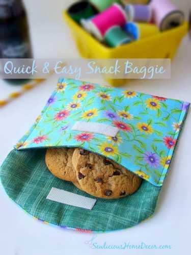 snack baggie