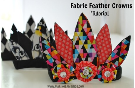 fabricfeathercrowns