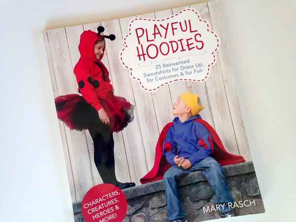 Read my review and giveaway of Playful Hoodies