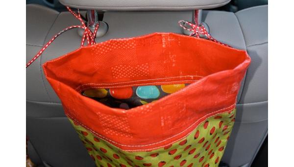 Tutorial: Car trash bag