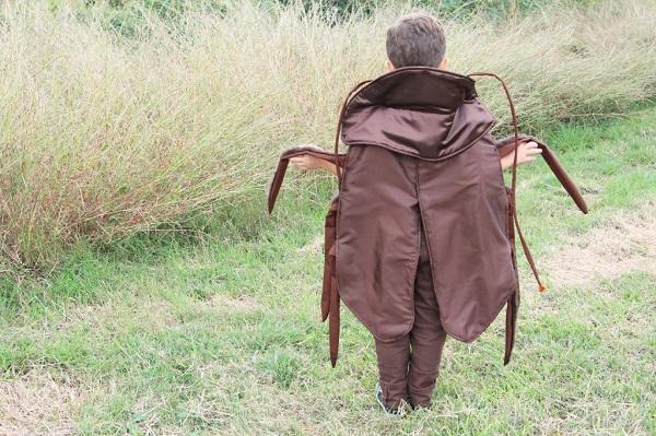 Inspo: Roach Halloween costume