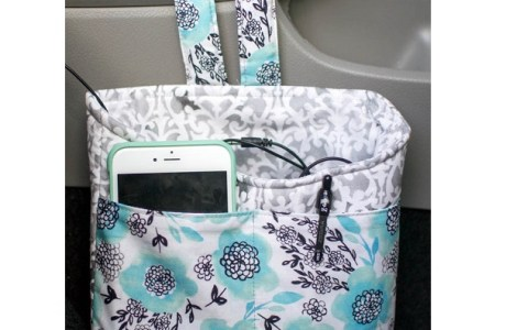 Tutorial: Car Diddy Bag