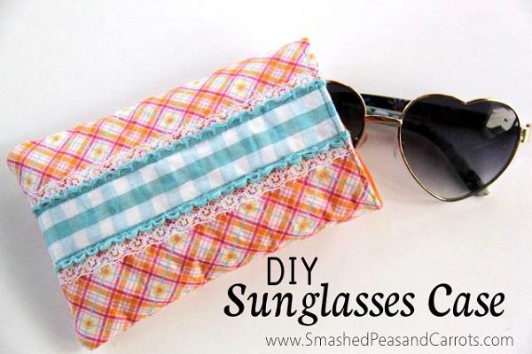 Tutorial: Pretty sunglasses you can make