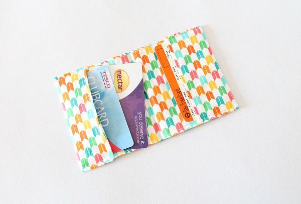 Tutorial: Easy credit card wallet
