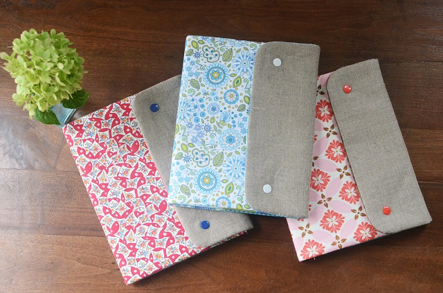 Free Book Cover Sewing Patterns : Tutorial snappy composition book cover sewing