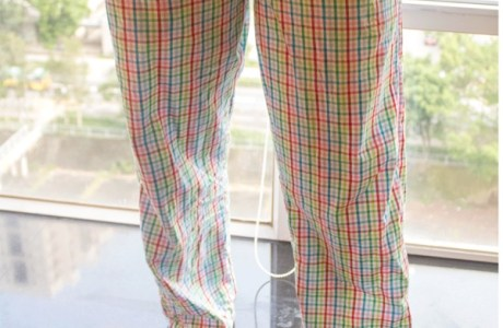 Free pattern: Women pajama lounge pants