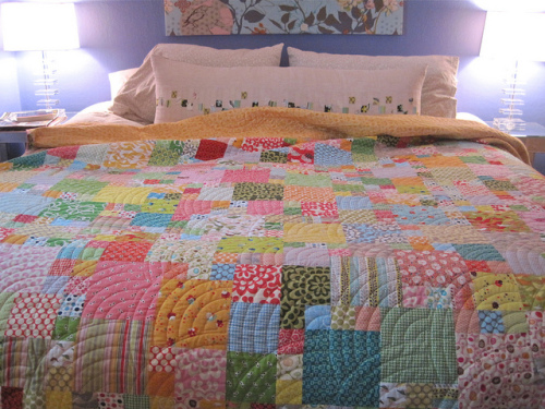 SEW KATIE DID:Magic Number quilt block tutorial