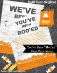 BOO your neighbor free printables