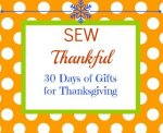 30 days of Thanksgiving gifts