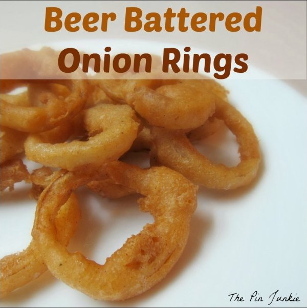 Beer Battered Onion Rings 2 Amazing Recipes To Try This Week!