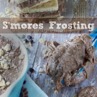 Smores Frosting Icing