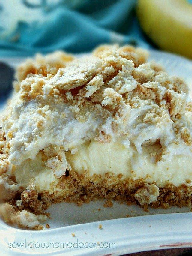 Cream Cheese Pudding Cake Pineapple