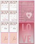 Valentine Teacher Printables