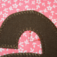 Applique Tutorial: Curves