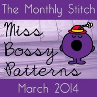Come on over and Vote- Miss Bossy Patterns!