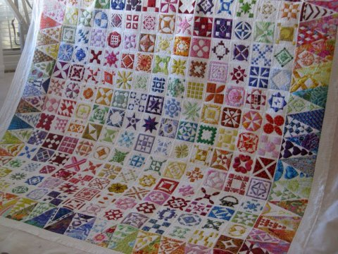 Sigh Isnt This Quilt So Beautiful Ive Had This On My  Sewing Pattern Paper Roll