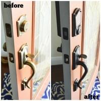 Schlage Doors & Schlage-keypad-deadbolt-Entry-Modern-with ...