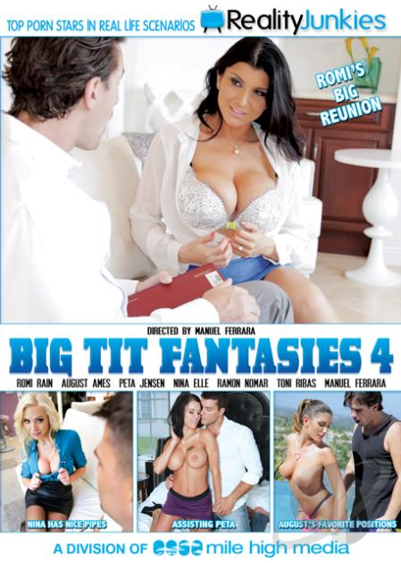 Big Tit Fantasies 4 DVD Reality Junkies