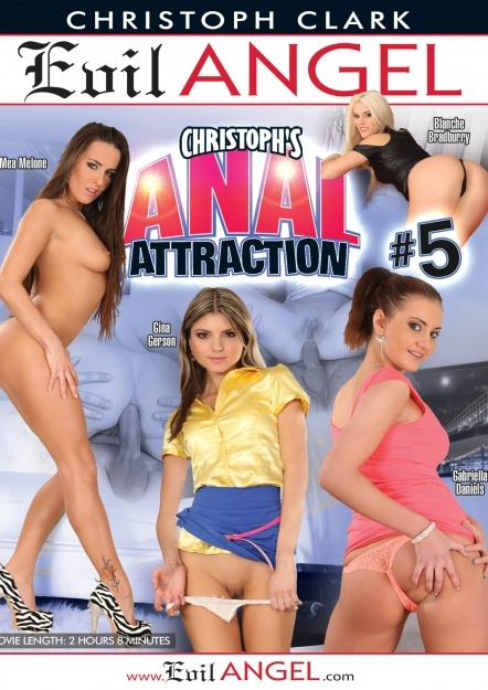 Anal Attraction 5 Amateur XXX