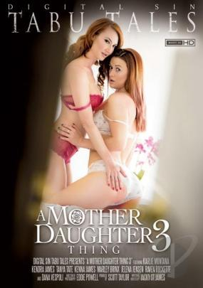 Mother Daughter Thing # 3 DVD Digital Sin
