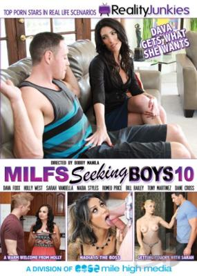 MILFS Seeking Boys 10 - Adult DVD