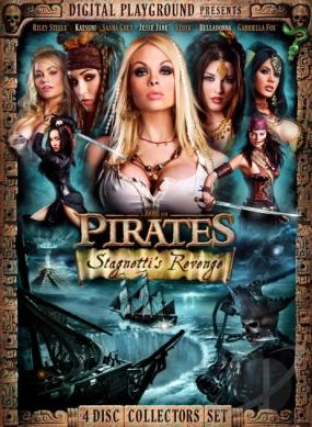 Pirates 2 Stagnettis Revenge DVD Digital Playground
