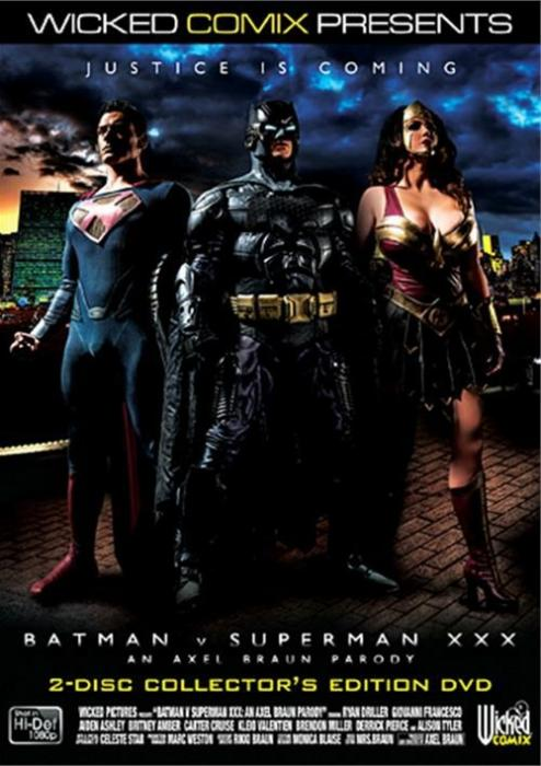Batman V Superman XXX Parody