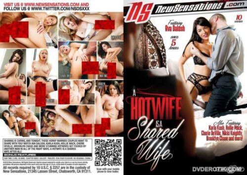 Hotwife Is A Shared Wife DVD New Sensations