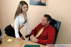 Julia Bond in Naughty Office 3