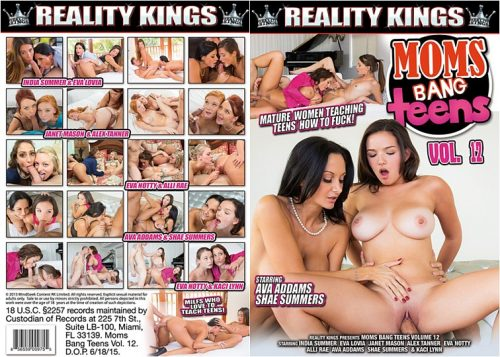 Moms Bang Teens 12 Dvd Porn by Reality Kings