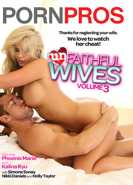 Unfaithful Wives 3 Adult Dvd XXX Porno