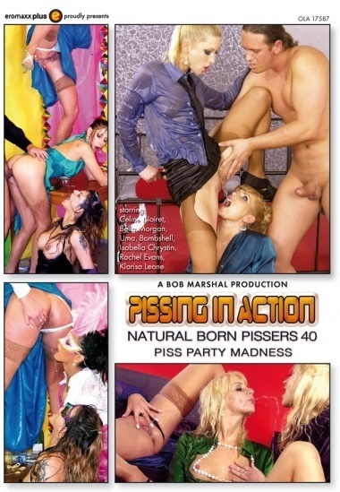 XXX - DVD Pissing In Action # 40
