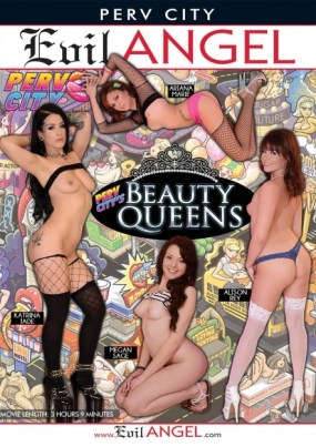 Alison Rey, Ariana Marie, Katrina Jade, Megan Sage, John Strong, Mike Adriano, Sean Michaels, Big Dick, Blowjob, Brunette, Caucasian, Cum swallow, Cumshot, Cunilingus, Deepthroat, Fingering, Fishnets, Perv City's Beauty Queens, Perv city's beauty queens (2016) - hottest sexofilm