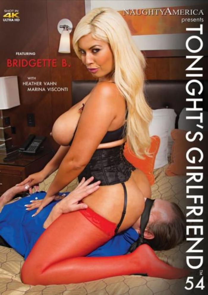 Naughty America, Heather Vahn, Bridgette B., Marina Visconti, All Sex, Big Tits, Lingerie, Tonight's Girlfriend #54, ultimate fantasy, sexual dreams, Tonights-girlfriend-vol-54-2016-sexofilm