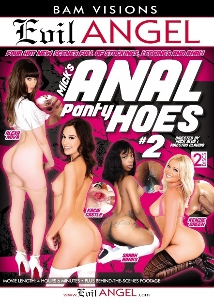 Mick's ANAL PantyHOES #2 (2016) - Full Free HD XXX DVD