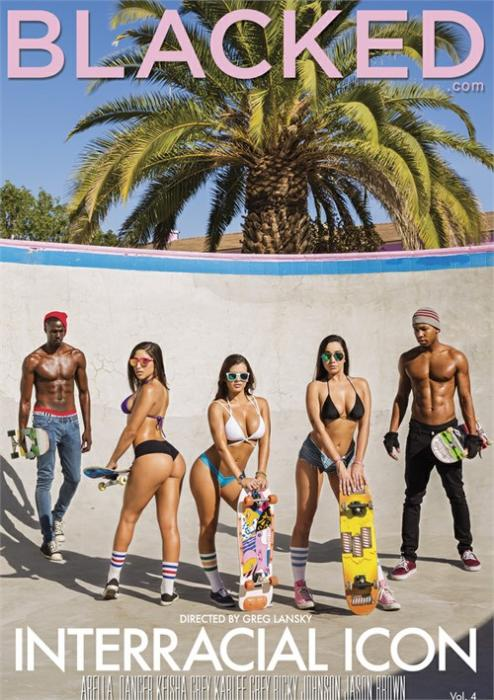 Interracial Icon 4, 2017 Porn DVD, Blacked, Greg Lansky, Angela White, Keisha Grey, Abella Danger, Karlee Grey, Sophia Leone, Lena Paul, Jason Brown, Ricky Johnson, All Sex, Big Boobs, Big Cocks, First Interracial, Interracial, Prebooks
